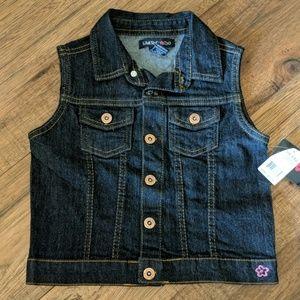 Limited Too vest